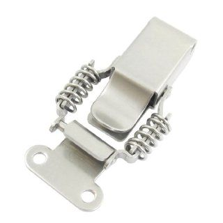 "Fittings 3.7"" Compression Spring Loaded Stainless Steel Toggle Latch Catches   Cabinet And Furniture Latches"