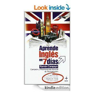 APRENDE INGL�S EN SIETE D�AS (Psicolog�a Y Autoayuda) (Spanish Edition) eBook: RAM�N CAMPAYO, Deanna Lyles: Kindle Store