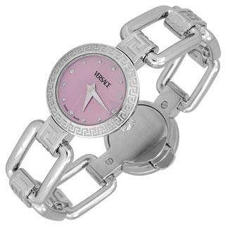 Versace Corniche   Ladies' Stainless Steel Watch at  Women's Watch store.