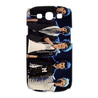 Custom One Direction 3D Cover Case for Samsung Galaxy S3 III i9300 LSM 2737: Cell Phones & Accessories