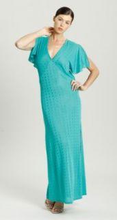 Martime Flutter Slv Maxi Dress   Me 088: Clothing