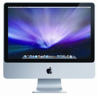 Apple iMac MB417LL/A 20 Inch Desktop : Desktop Computers : Computers & Accessories