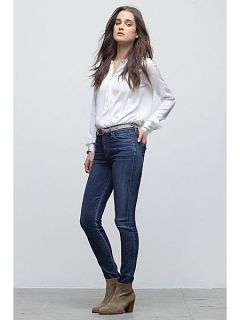 Citizens of Humanity Rocket high rise skinny jeans in Crispy Dark Indigo