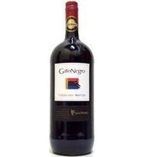 2012 Gato Negro Cabernet Merlot 1 L: Wine