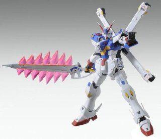 Hobby online shop limited editon MG 1/100 scale XM X3 Crossbone Gundam X3 Ver.Ka: Toys & Games