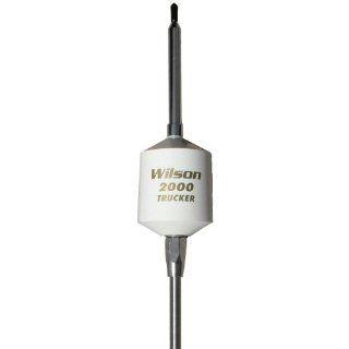 WILSON 305 497 3500 Watt Trucker Antenna (White)  Vehicle Audio Video Antennas