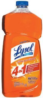 Lysol Apc Pourable   Orange   9 Pack   Toilet Bowl Cleaners