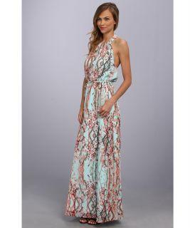 Jessica Simpson Halter Maxi Dress, Women