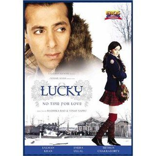 Lucky  No Time For Love (Indian Film/ Bollywood Film/ Hindi Movie/ Radhika Rao/ Vinay Sapru/ Adnan Sami/ Salman Khan/ Sneha Ullal/ Mithun Chakraborty/ DVD): Salman khan, sneha ullal, Radhika Rao, Vinay Sapru: Movies & TV