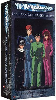 Yu Yu Hakusho: Dark Tournament [VHS]: Justin Cook, Laura Bailey (II), Christopher Sabat, Cynthia Cranz, Chuck Huber, John Burgmeier, Kent Williams, Sean Teague, Linda Young (II), Meredith McCoy, Kasey Buckley, Susan Huber, Jessica Dismuke, Chris Rager, Kat