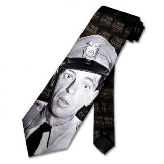 Officer Barney Fife SILK Neck Tie. Andy Griffith Show NeckTie. at  Men�s Clothing store