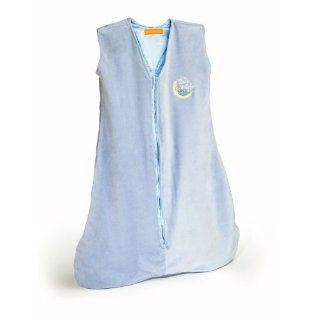 Prince Lionheart Back to Sleep Sack, Medium, Blue : Wearable Blanket : Baby