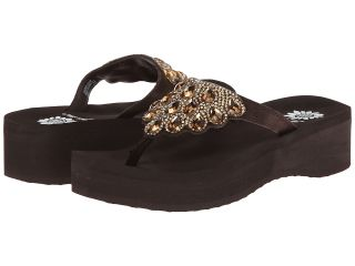 Yellow Box Arti Womens Sandals (Brown)