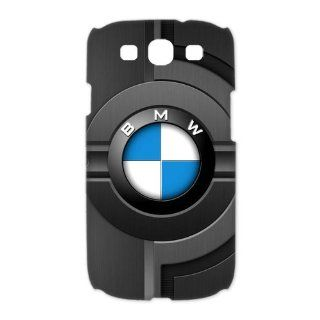 Custom BMW 3D Cover Case for Samsung Galaxy S3 III i9300 LSM 535: Cell Phones & Accessories