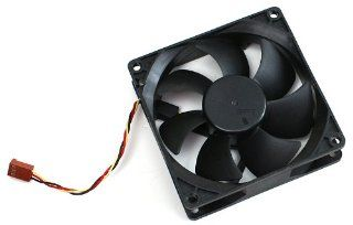 Genuine Dell Cooling Case Fan For XPS Studio 436MT / 540 Small Mini Tower (SMT) Systems Part Number Y841G Compatible Model Numbers DS09225R12H, PVA092G12H, AUB0912VH, KD1209PTS2 Computers & Accessories