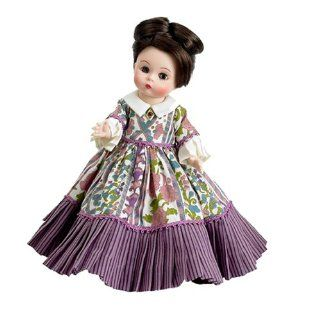"Madame Alexander Meg, 8"", Little Women Collection Doll Toys & Games"