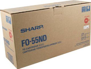 Sharp Fo 2080/Fo Dc550 Toner 6000 Yield: Electronics