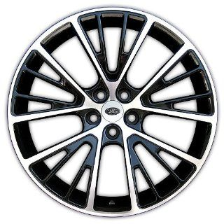 Marcellino Autobiography 22 inch wheels   Land Rover fitment   Gloss Black with Machined Face Finish   22x9.50 Automotive