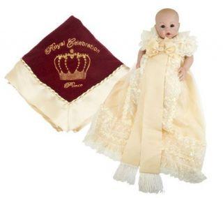 Adora Dolls 16 inch Royal Keepsake Play Doll w/Blanket —