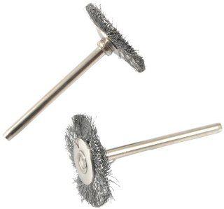 Forney 60251 Wire Wheel Set, Steel, 1 Inch, 2 Piece: Home Improvement