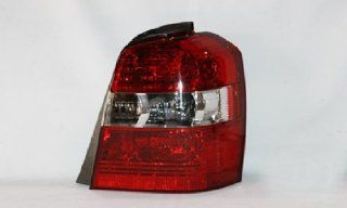 TOYOTA VAN HIGHLANDER TAIL LIGHT RIGHT (PASSENGER SIDE)(NON LED) 2004 2007 Automotive