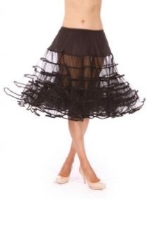 Malco Modes Knee Length Costume Petticoat Crinoline (Style 578): Costume Accessories: Clothing