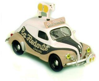 Renault 4CV La Redoute Tour de France 1955   1/43rd Scale Norev Model: Toys & Games
