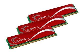 G.SKILL 6GB (3 x 2GB) 240 Pin DDR3 SDRAM DDR3 1600 (PC3 12800) Triple Channel Kit Desktop Memory Model F3 12800CL9T 6GBNQ   Retail: Computers & Accessories
