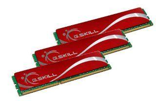 G.SKILL 6GB (3 x 2GB) 240 Pin DDR3 SDRAM DDR3 1600 (PC3 12800) Triple Channel Kit Desktop Memory Model F3 12800CL9T 6GBNQ   Retail: Computers & Accessories