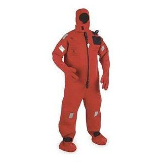 2000008113 I590 Type S Coldwater Immersion Suit Adult Uni : Life Jackets And Vests : Sports & Outdoors