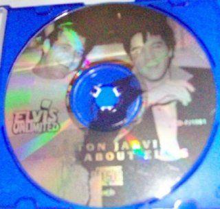 Elvis Presley FELTON JARVIS TALKS ABOUT ELVIS Import Picture Disc CD Music