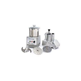 Robot Coupe R602 Combination Food Processor: Full Size Food Processors: Kitchen & Dining
