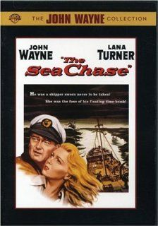 The Sea Chase: John Wayne, Lana Turner, David Farrar, Lyle Bettger, Tab Hunter, John Farrow: Movies & TV