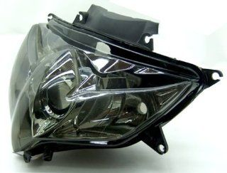 Smoke Motorcycle Racing HeadLight Streetfighter Signal Fit For Suzuki 2008 2010 GSXR600 GSX R 600 GSXR750 GSX R 750 GSXR K8: Automotive