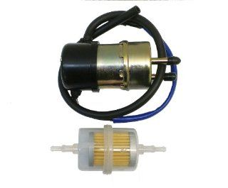 Kawasaki Mule Fuel Pump an Filter Kit 1000 2500 3000 KAF620 KAF 620: Automotive