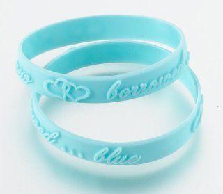 Lillian Rose SG622 Bridal Shower Bracelet Game   Set of 18   Party Supplies