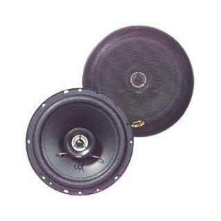 "Phoenix Gold QX620E, 6.5"" (16.5cm) 2 way Koax Speaker, 60 Watts RMS  Vehicle Speakers"