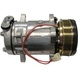 Ac Compressor For Ford New Holland Tractor 5640 Others F0Nn19D629Aa  Patio, Lawn & Garden