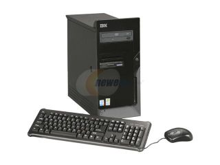 IBM ThinkCentre M50 (8189 58U) Desktop PC Pentium 4 3.2GHz 512MB DDR 40GB HDD Windows XP Professional
