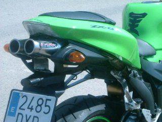 Kawasaki ZX6RR Ninja / 636 i.e. 2005 2006 Endy Exhaust Dual (X2) (X2) Silencers Copacone Automotive