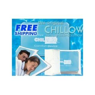 Cool Care Comfort System Chillow Pak  Original Chillow & ChillowPlus: Health & Personal Care