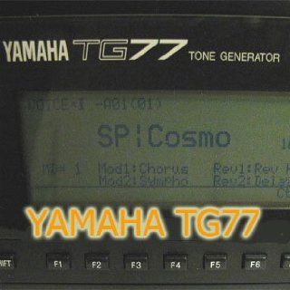YAMAHA TG 77 Huge Sound Library & Editors: Everything Else