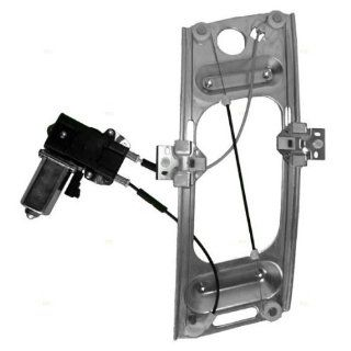 97 02 Pontiac Grand Prix 2DR Window Regulator with Motor Left Side: Automotive