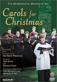 Carols for Christmas / Metropolitan Museum of Art: Gerald Finley, Aled Jones, David Willcocks, Phil Gries, Christopher Swann: Movies & TV