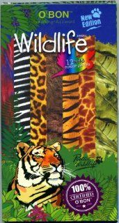 Recycled Newspaper 12 Color Pencil Set   Wildlife Series Toys & Games