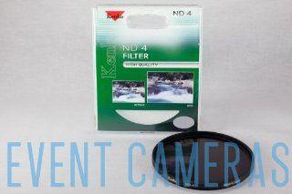 Kenko KB 82ND4 82MM STANDARD COATED NUTRAL DENSITY 4X  Camera Lens Neutral Density Filters  Camera & Photo