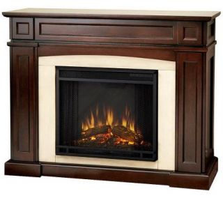 Frigidaire Real Flame Rutherford Electric Fireplace —