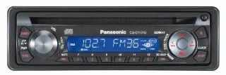 Remanufactured Panasonic CQ C1101U In Dash MOS FET 50W x 4 High Power CD Player/Receiver with CD R/RW Playback: Electronics