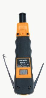 Paladin Tools 3590 SurePunch Pro PDT Handle and Light, No Blade   Punchdown Tools