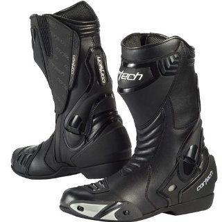 Cortech Latigo WP Men's Street Motorcycle Boots   Black / Size 10 Automotive